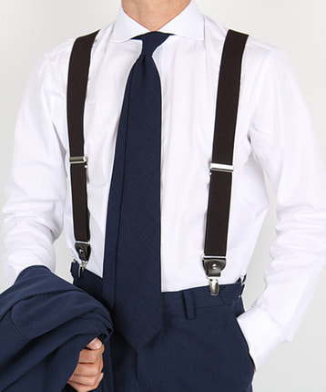 Basic color suspender (4color)