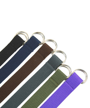 cotton ring belt (6color)