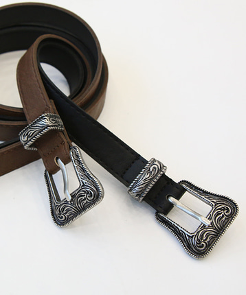 pattern metal belt